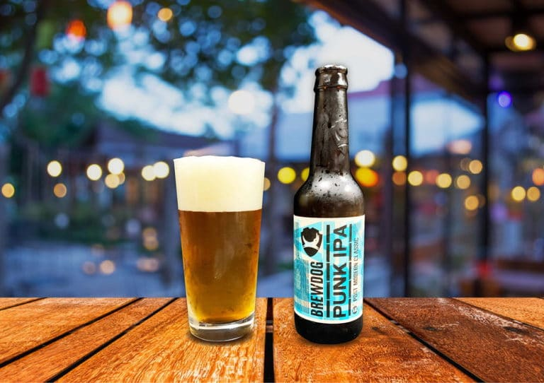 BrewDog「PUNK IPA」クラフトビール界の異端児が純粋に美味いビールを追求したIPA