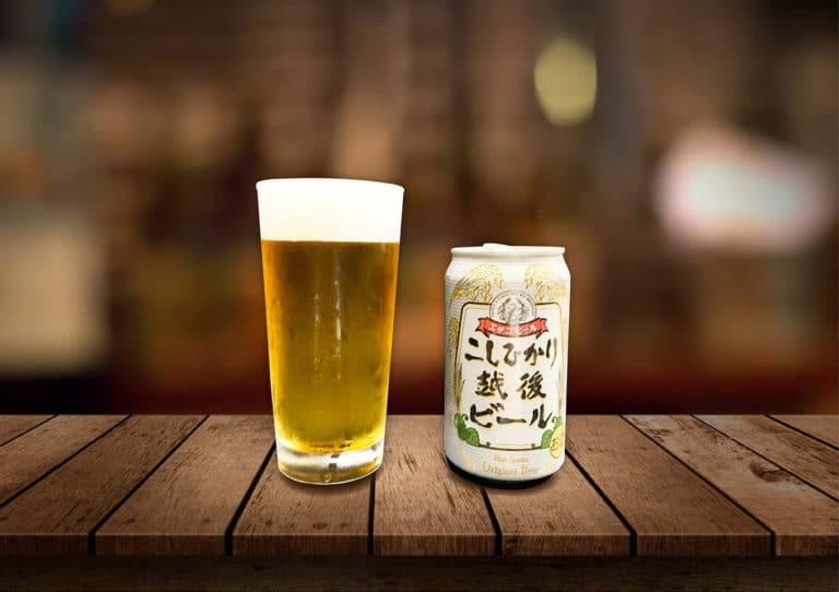 「こしひかり越後ビール」ビールにお米?地ビールの老舗エチゴビールが仕掛ける!