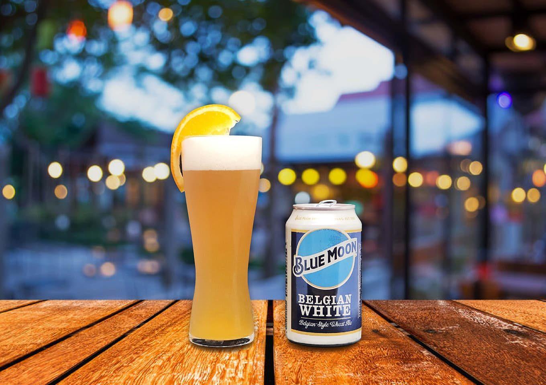 奇跡のビール!全米売り上げNO.1の「BLUE MOON」