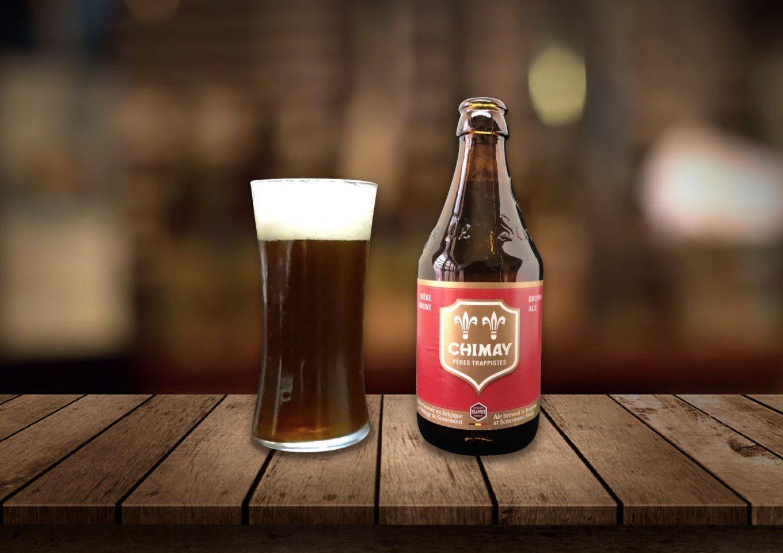 ベルギービール「CHIMAY RED(シメイ・レッド)」は栄養満点!?