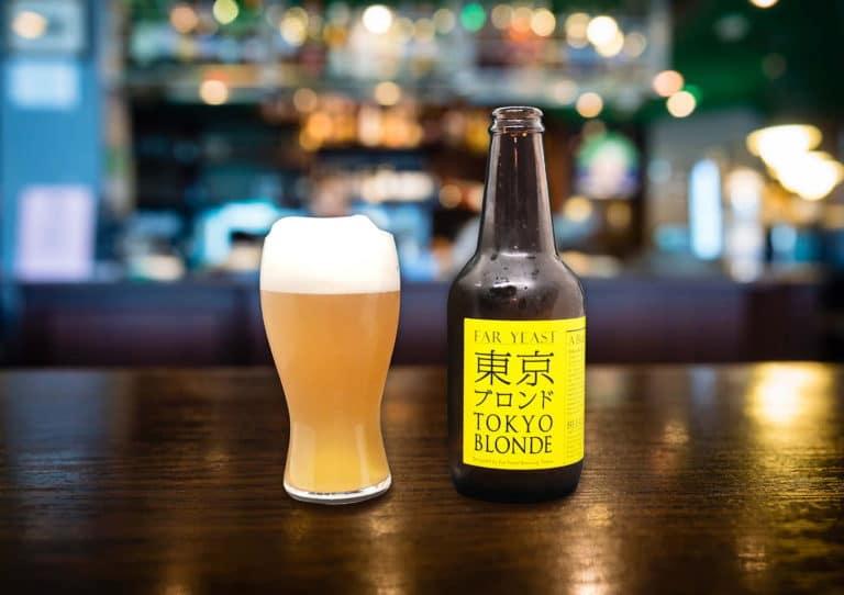 東京をイメージしたビール!?「東京ブロンド」by Far Yeast Tokyo