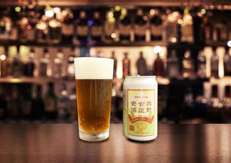 「熊野古道麦酒」初心者にも飲んでもらえるようにと、思いを込めて。
