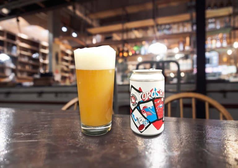 「YOROSHIKU アールグレイ & 柚子IPA」常陸野ネストがロンドンの人気醸造所とコラボ!