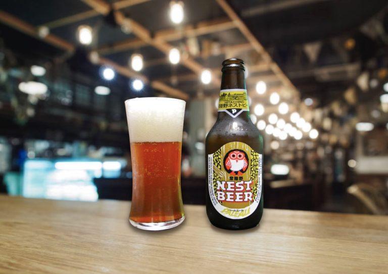 常陸野ネストビール「ペールエール」香りがずっと美味しい!