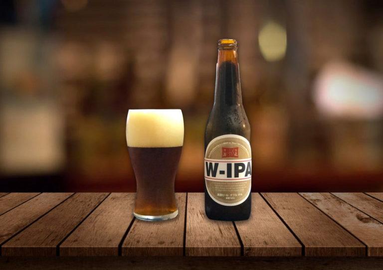 ガツン系の人必見!箕面ビールの「W-IPA」で苦味にノックアウト!