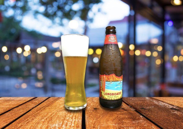 「ロングボード アイランドラガー」はワイキキビーチで波に乗った後の至極の一杯!?