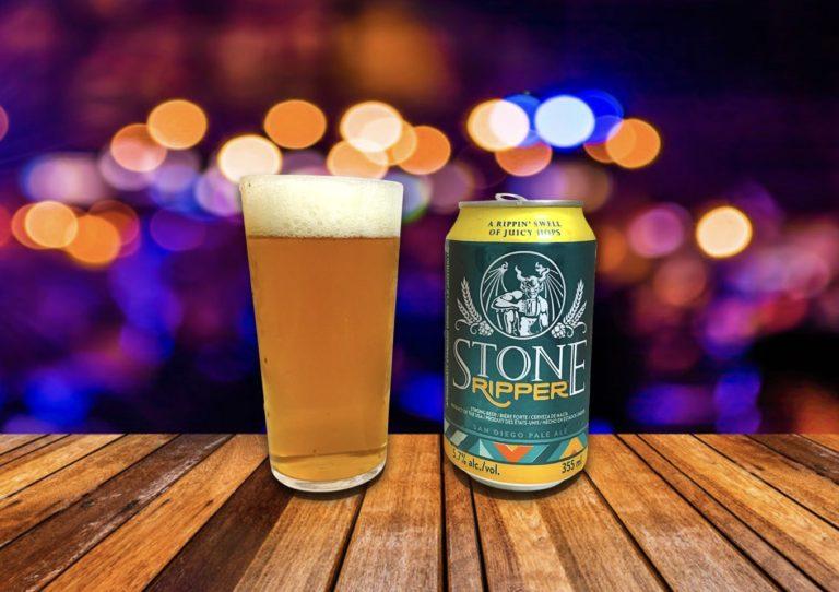Stone Brewing「RIPPER」ホッピーでスムースな味わいのペールエール