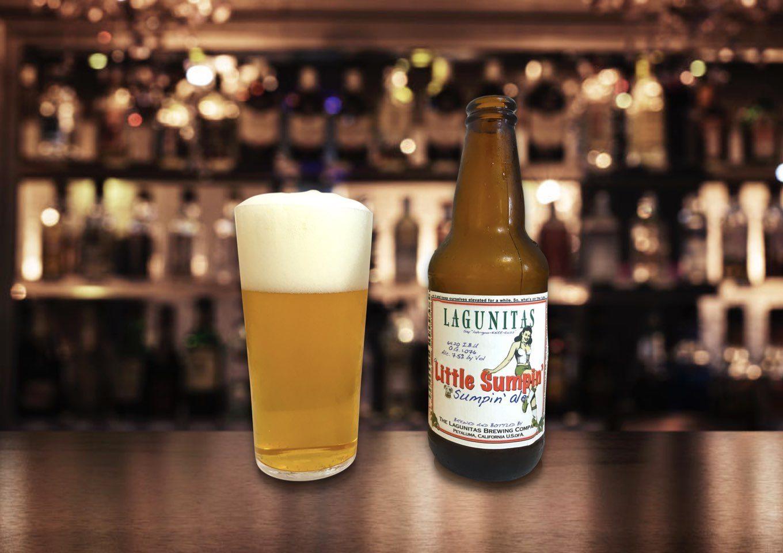 Lagunitas「リトルサンピン サンピンエール」柔らかな甘味とホッピーや爽快感!