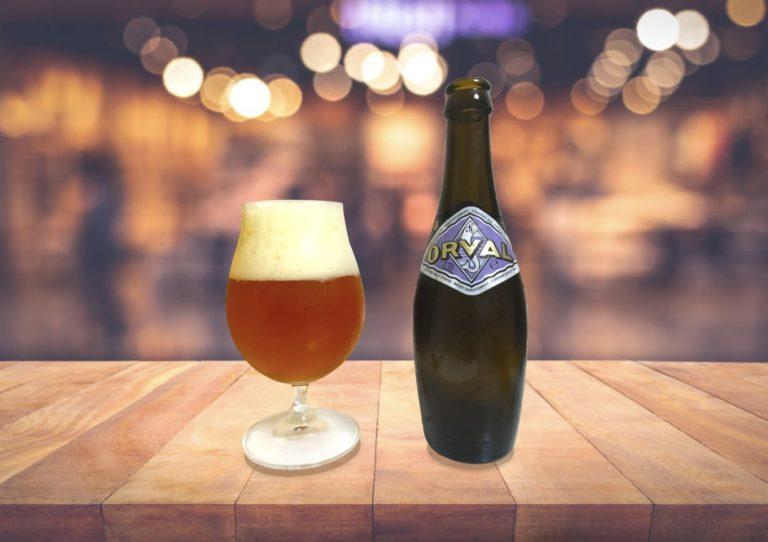 「オルヴァル」複雑な香りと刺激的な苦味を感じるトラピストビール