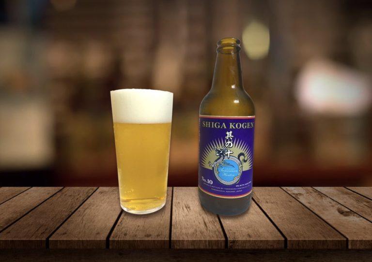 志賀高原ビール「其の十」10周年記念にふさわしいインペリアルIPA