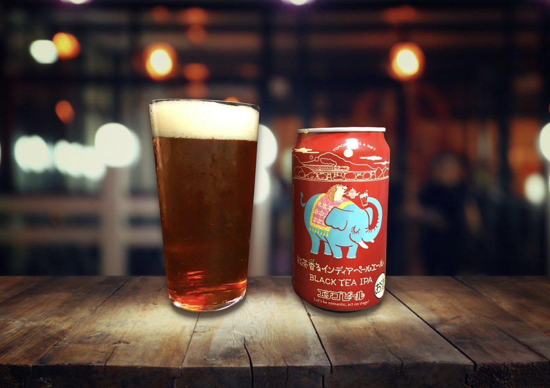 エチゴビール「紅茶香る インディアペールエール」限定醸造!今年の秋は紅茶のIPAをお供に楽しもう!