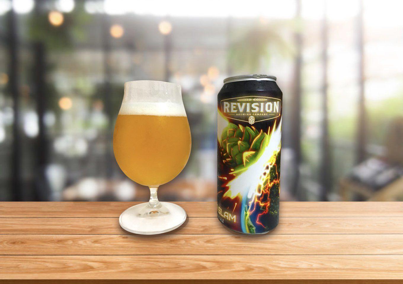 Revision Brewing「シトラスラム」シトラホップの衝撃を味わえ!