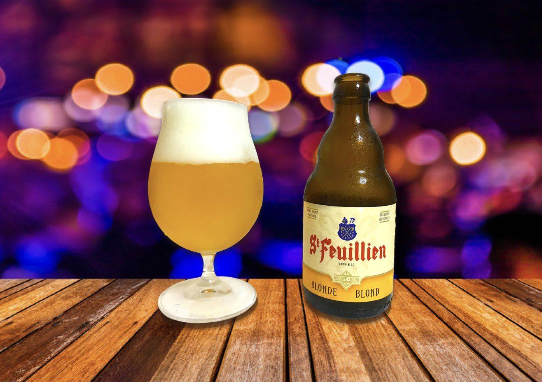サンフーヤン醸造所「ブロンド」フレッシュな風味の爽やかベルギービール