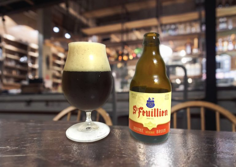 サンフーヤン醸造所「ブリューン」奥深いコクのある修道院ビール