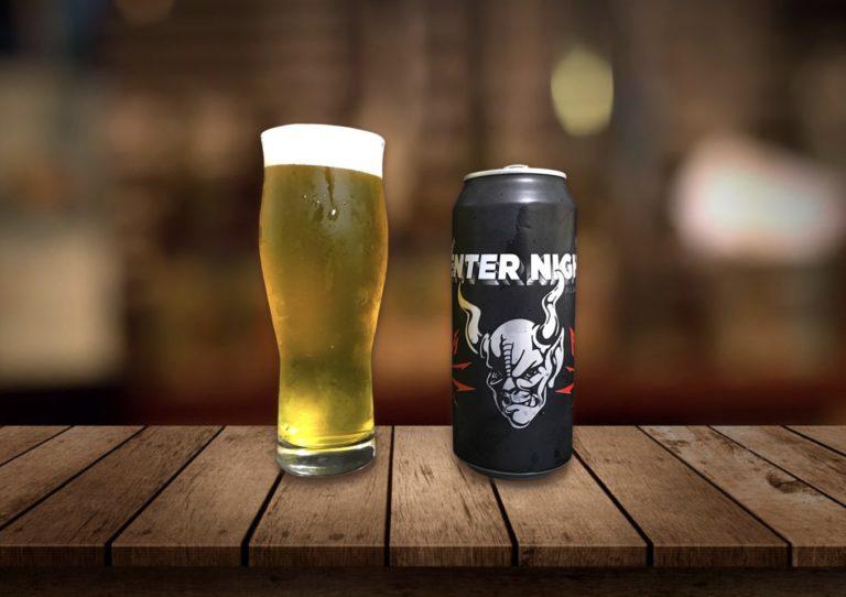 Stone Brewing 「Enter Night PIlsner」メタルバンドとコラボ!?爽やかだけどガッツリ系なピルスナー