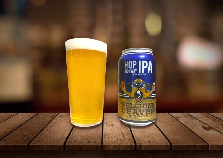 Belching Beaver「Hop Highway IPA」突き抜けるホップの香りと苦味!巧みなバランスのウエストコーストIPA