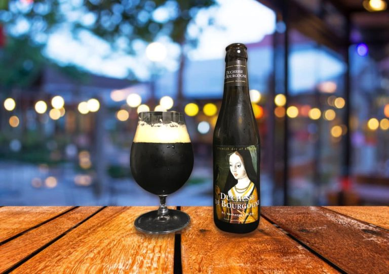 ヴェルハーゲ醸造所「ドゥシャス・デ・ブルゴーニュ」複雑な酸味と甘み!ベルギー伝統のレッドエール