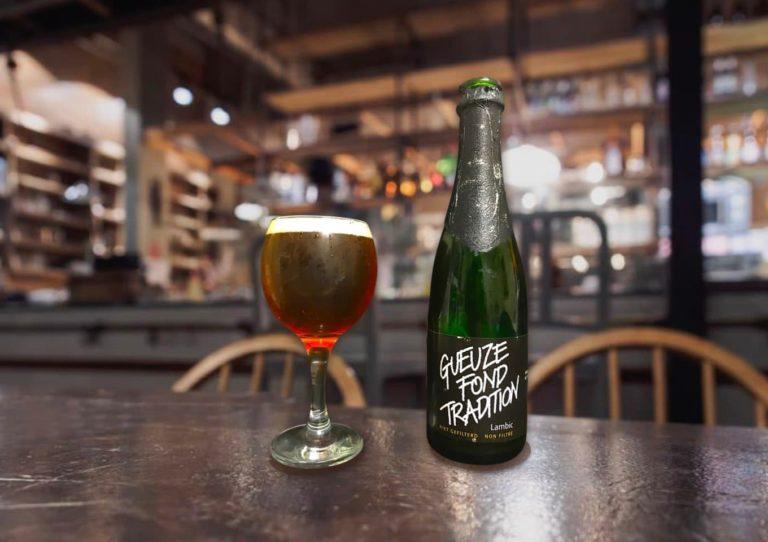 ヴァン・ホンスブルック醸造所「グーズ フォン トラディション」旨味を纏った強烈な酸味!ベルギーの自然発酵ビール