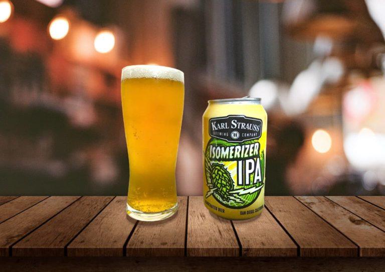 Karl Strauss「アイソメライザーIPA」モザイクホップのみで造られたビール!
