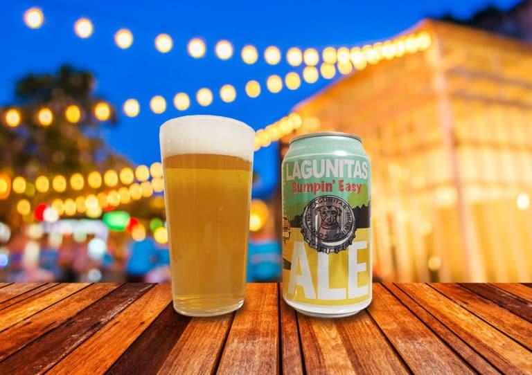 Lagunitas「Sumpin' Easy Ale」小麦の優しさとホップの苦味のバランスがとれたペールエール