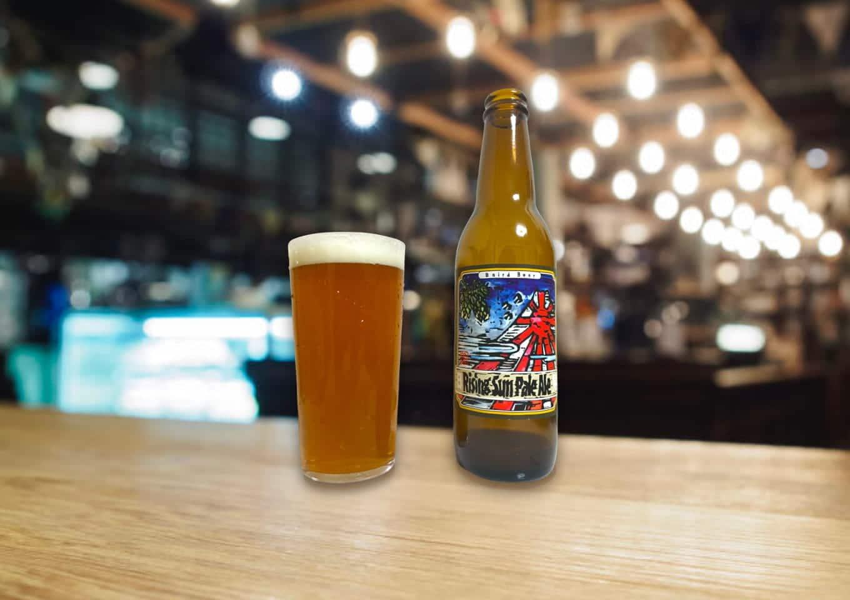 ベアードビール「ライジングサン ペールエール」毎日でも飲みたい!バランスの取れた旨味のあるペールエール