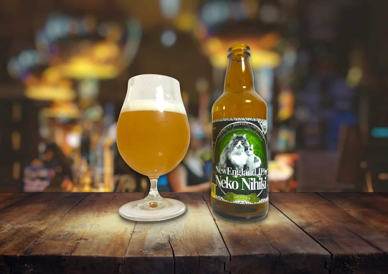 伊勢角屋麦酒「ねこにひき」ホップのフレーバーが溢れだす超人気ニューイングランドIPA