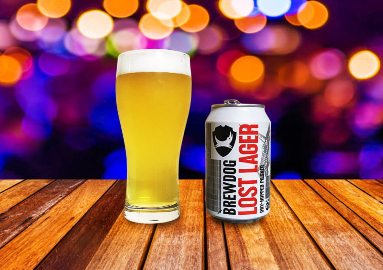 BrewDog「LOST LAGER」 蘇った伝統的なラガービールに現代技術を注ぎ込んだブリュードッグの傑作