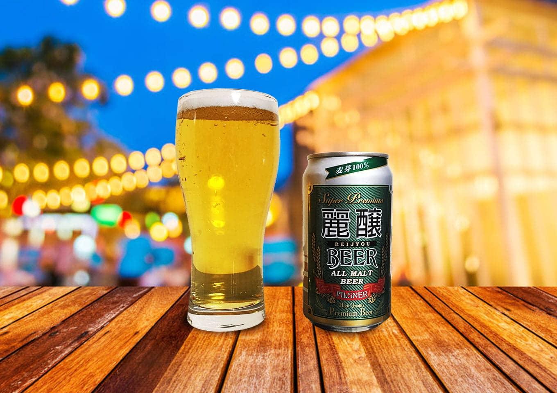 エチゴビール「麗醸 」コスパ抜群の本格的なピルスナー
