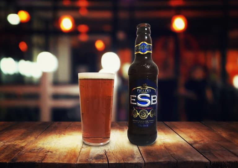 フラーズ「ESB」モルトの力強い風味とコク!イギリスを代表するビターエール