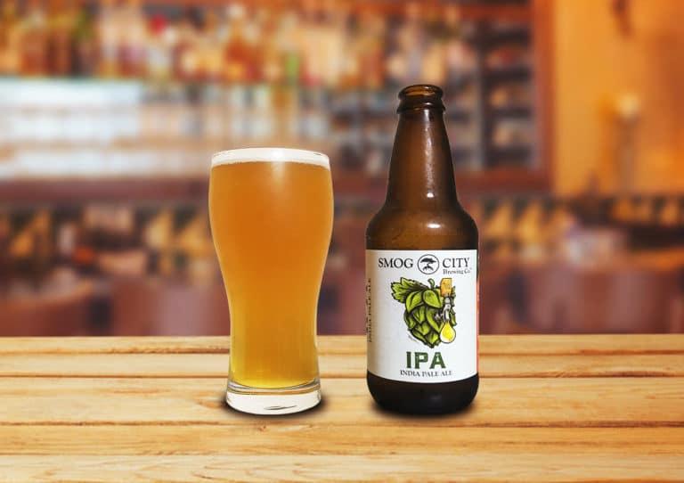 Smog City IPA クラフトビールの聖地カリフォルニアのブルワリーの看板商品!