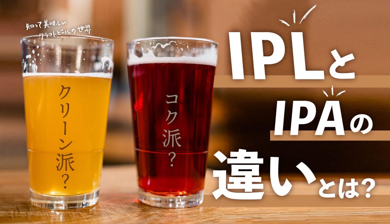 IPLとIPAの違いとは?IPLの味の特徴や魅力を解説します!